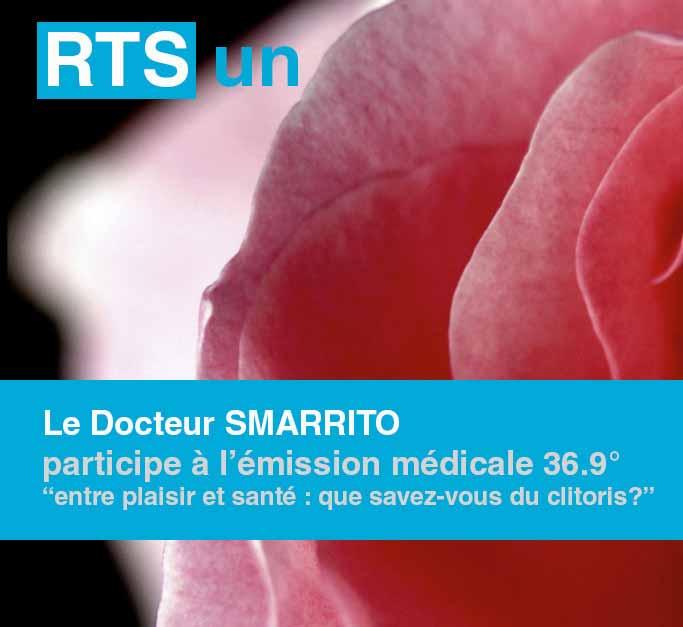 Le Docteur Smarrito, chirurgien à la Rivieraclinic, participe à l'émission 36.9°
