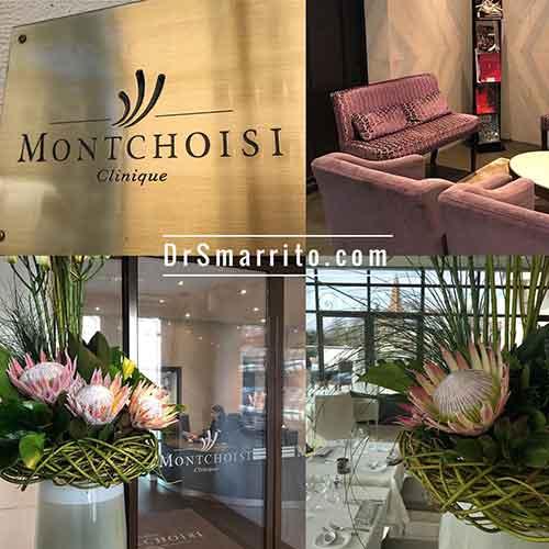 La clinique de Montchoisi
